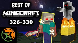 The Very Best of Minecraft | 326-330 | Achievement Hunter Funny Moments