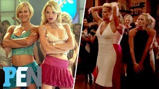 brittany daniels recreates white chicks scene for wedding dance off pen entertainment weekly