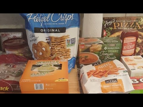 Weight Watchers | FREESTYLE Versus Classic Itrackbites Points | FOOD HAUL