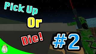Roblox Phantom Forces - Pick Up or Die! #2