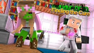 Video Minecraft The Walking Dead - LITTLE KELLY TRIES TO FIND THE CURE! download MP3, 3GP, MP4, WEBM, AVI, FLV November 2017