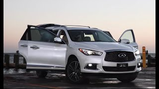 The 2019 Infiniti QX60. Car Reviews Unplugged
