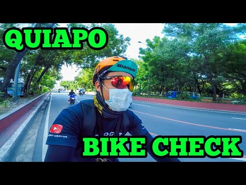 QUIAPO BIKE CHECK (SEPT 03 2020) | PART 1
