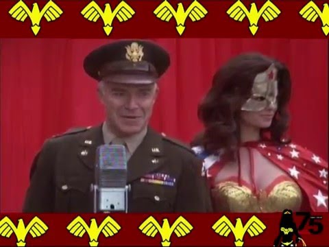 The 40th Anniversary of The Wonder Woman TV special II 1976