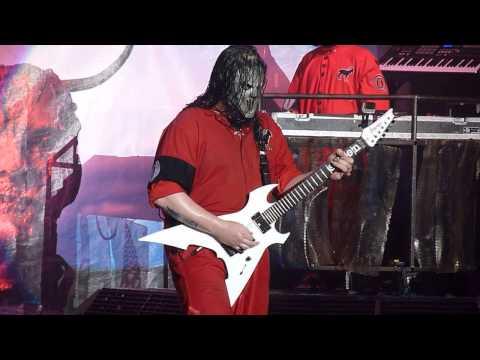 Slipknot - Psychosocial Live Denver Mayhem Festival 2012