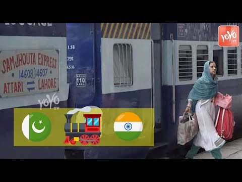 Article 370 Effect: Pakistan Suspends Samjhauta Express | IND-PAK News | YOYO TV Channel