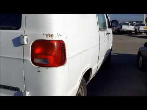 GovDeals: 23904/ 2000 Dodge Ram Van 3500 Maxivan