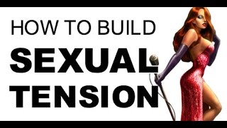 5 Easy Ways to Build Sexual Tension With a Guy You Like