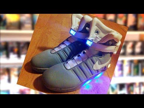 Modding: Replica Mcfly 2015 Shoes ⚡ JAY'S STUFF #2
