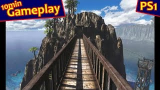 Riven: The Sequel to Myst ... (PS1) 60fps