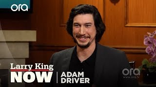 Adam Driver on 'Girls,' 'Star Wars,' and Scorsese | SEASON 5