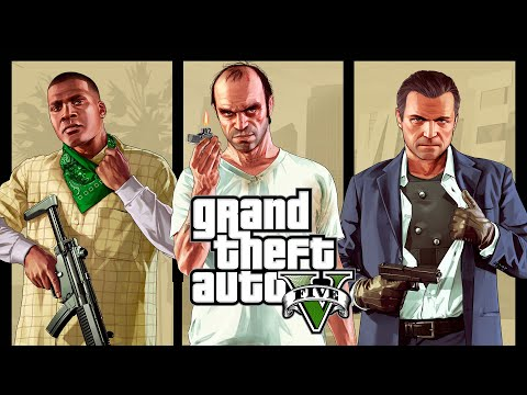Grand Theft Auto V - Coming to New Generation Consoles
