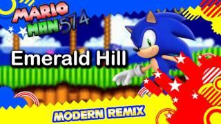 Emerald Hill Modern - Sonic Generations Remixes
