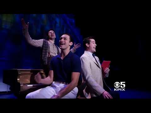 Tony-Award Winning Musical 'An American In Paris' Comes To San Francisco