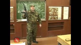 Система Спецназ Огневая Подготовка (  Хват и приведение к бою оружия АК)