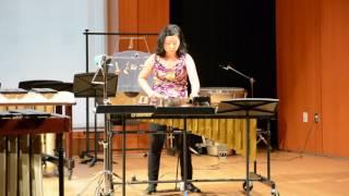 Ryan Streber- Silent Sister for vibraphone