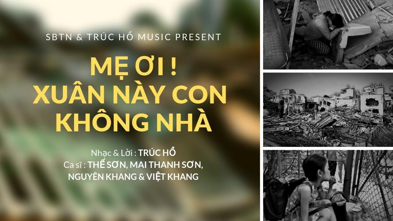 Image result for MẸ ƠI ! XUÂN NÀY CON KHÔNG NHÀ | Nhạc & Lời : Trúc Hồ