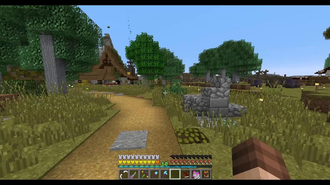 Minecraft Regrowth Season 2 Episode 43 - Brauen in der Spirit World -  Witchery