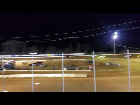 Limited Late Model Feature Action In Opening Night At Potomac Speedway!! 3/23/19