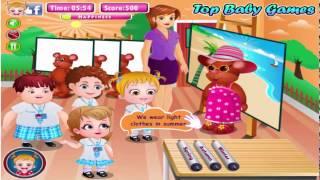 Baby Hazel Learn Seasons-Baby Hazel Game Movie -Games for Kids HD