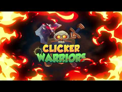Clicker Warriors - Idle RPG 홍보영상 :: 게볼루션
