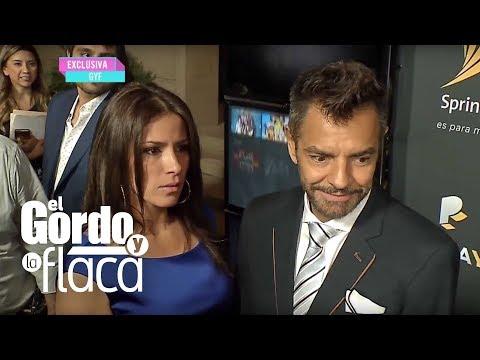 GyF  Así reaccionó Eugenio Derbez después de ver la cachetada que Eduardo Yáñez dio a un reportero