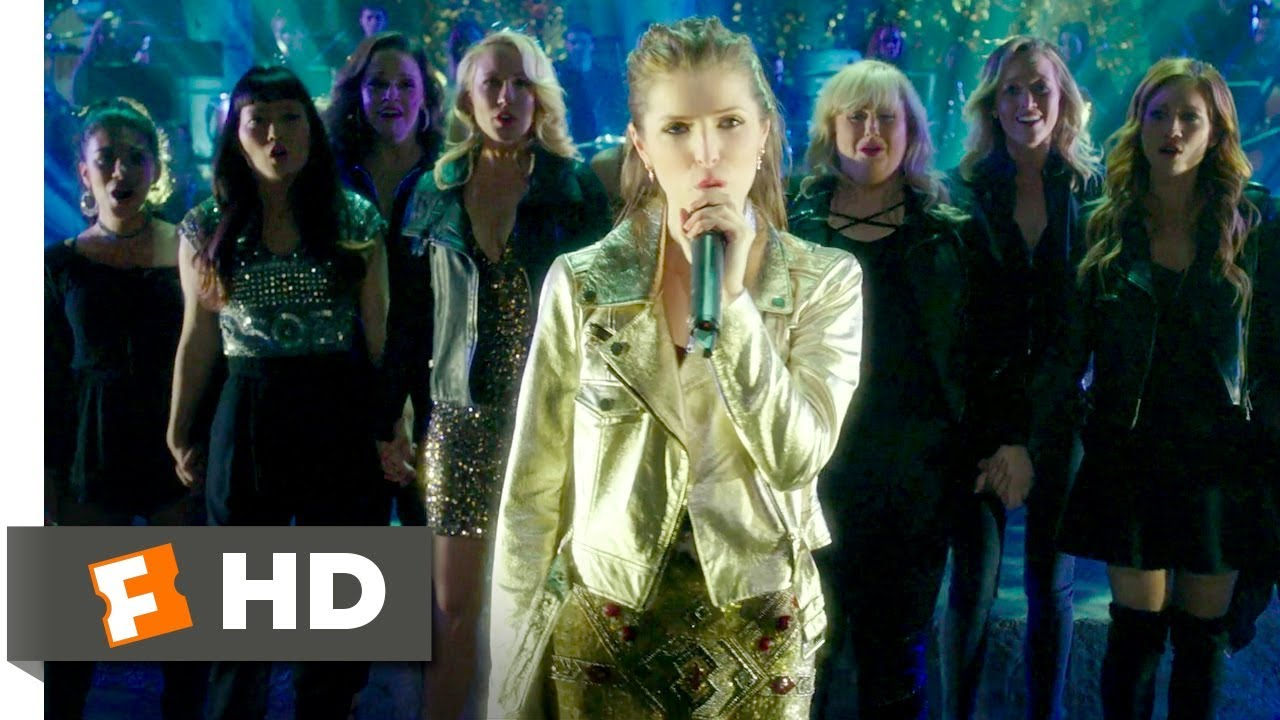Pitch Perfect 3 (2017) - Freedom! 90 Scene (10/10) | Movieclips #1
