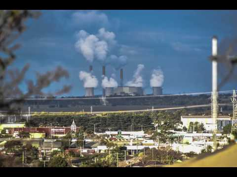 Timelapse | Loy Yang Power Station | Urban Travel Life