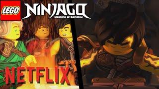 Netflix Adds Ninjago Season 11 + More! ⚔️