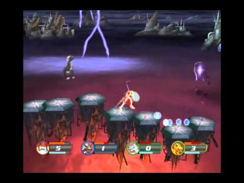 Digimon Rumble Arena 2 Guilmon VS Black Guilmon VS Black Agumon VS Agumon HD
