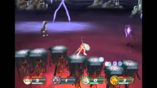 Digimon Rumble Arena 2 Guilmon VS Black Guilmon VS Black Agumon VS Agumon HD