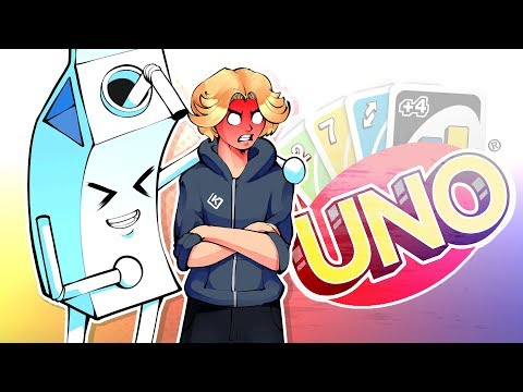 RAGE QUIT (UNO Funny Moments)