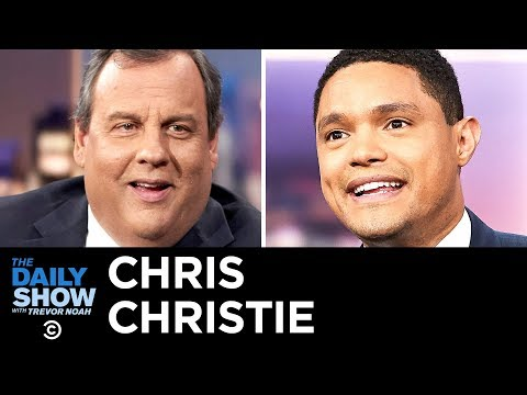 """Chris Christie - Looking Back at the Trump Transition in """"Let Me Finish"""" 