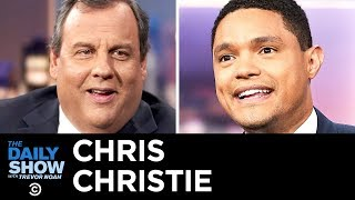 "Chris Christie - Looking Back at the Trump Transition in ""Let Me Finish"" 