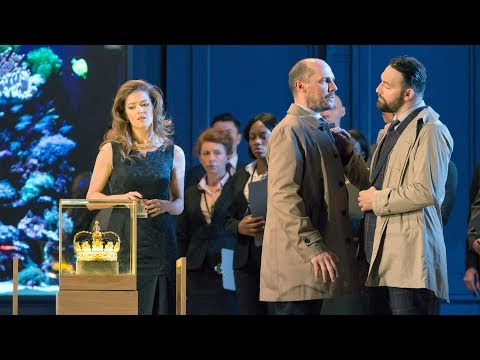 Lessons in Love and Violence trailer (The Royal Opera)