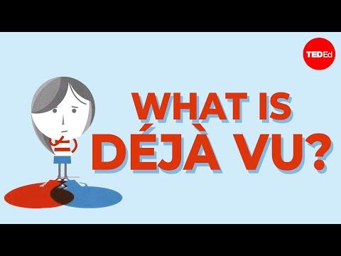Video image: What is déjà vu? What is déjà vu? - Michael Molina