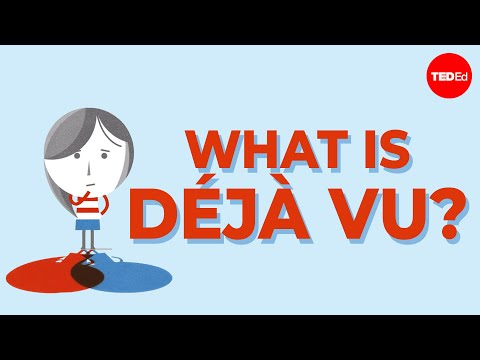 What is déjà vu? What is déjà vu? - Michael Molina