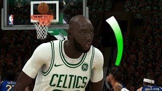 NBA 2K20 Tacko Fall My Career - Tacko Green Light Celebration!