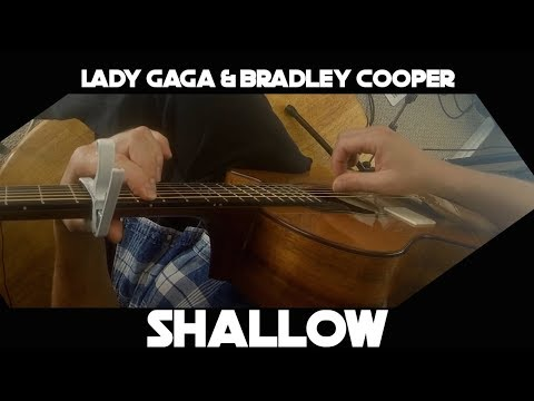 Kelly Valleau - Shallow (Lady Gaga & Bradley Cooper) - Fingerstyle Guitar