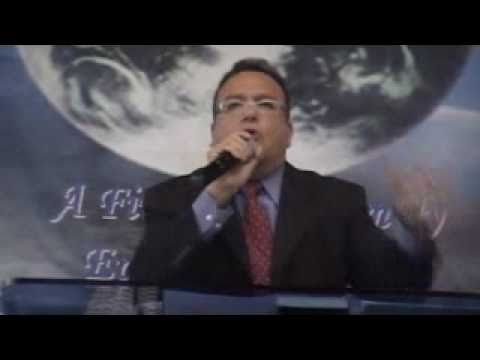 Pastor Cesar Valdez: El Arrebatamiento
