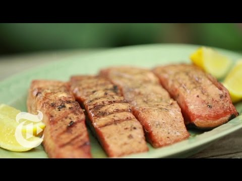 Brown Sugar Smoked Salmon | Melissa Clark Recipes | The New York Times