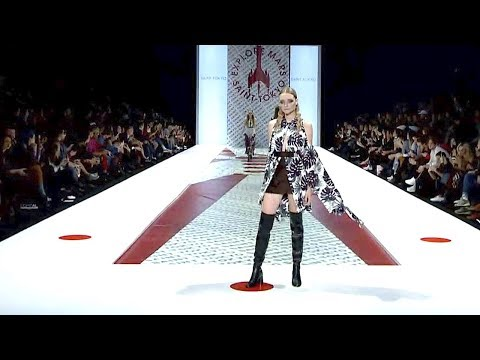 Saint Tokyo | Spring Summer 2018 Full Fashion Show | Exclusive