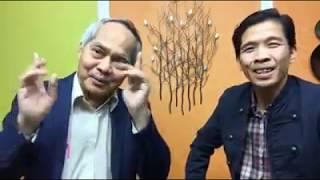 Trương Quốc Huy Vlog : Nói CHuyện Với Học Giả Đỗ Thông Minh