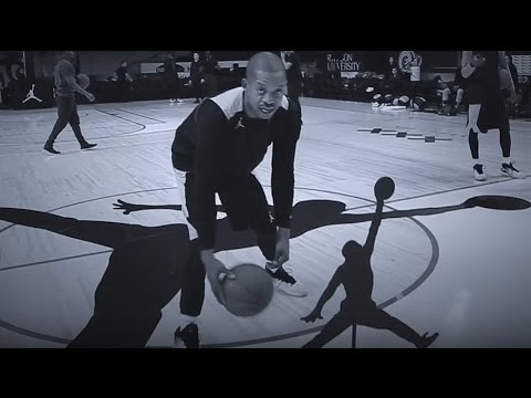 INSTANT Handles! How To: Crossover Dribble w/ Steve Francis and Pat The Roc!!!!!