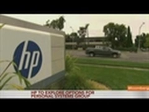 HP Confirms Talks with Autonomy; Cuts 2011 Forecast