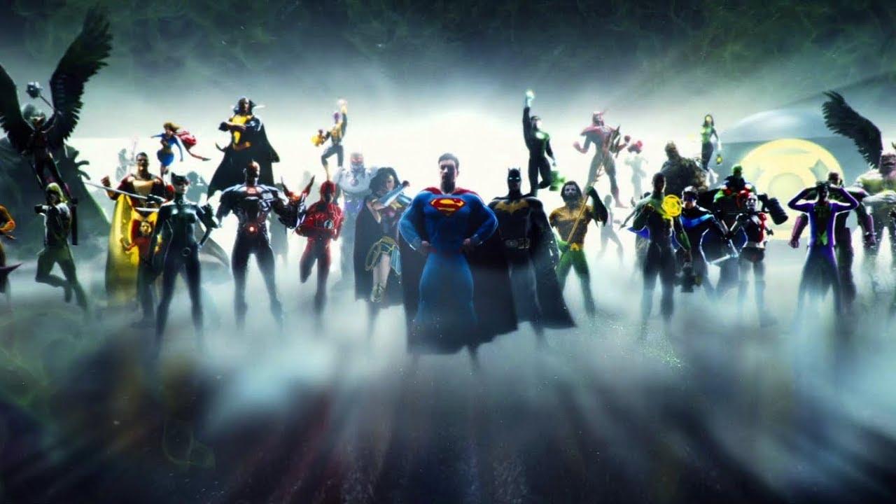 New Opening DC | Wonder Woman