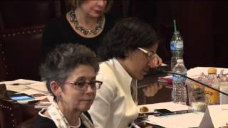 Bullock Asks About Women & Minorities in Uniform