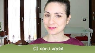 "Serie su ""ci"": alcuni verbi"