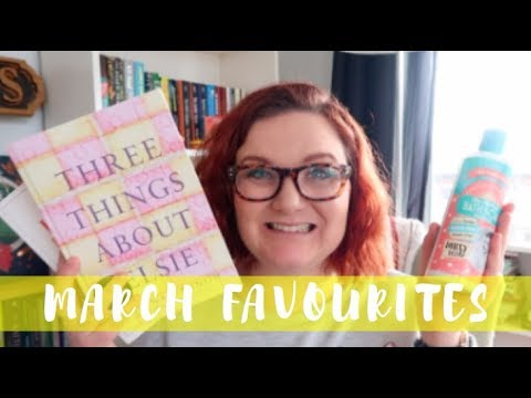 March Favourites | Lauren and the Books