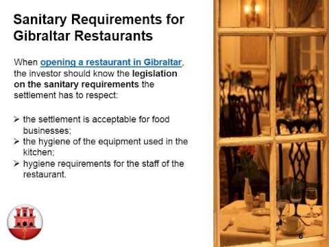 Open a Restaurant in Gibraltar